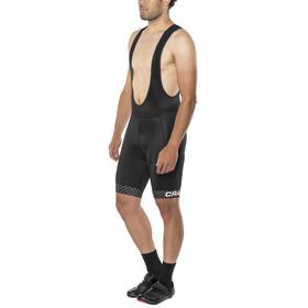 Craft Reel Bib Shorts Men Black/White